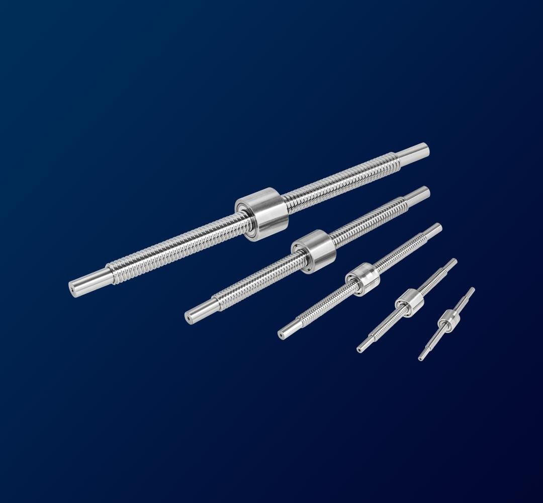 Miniature Ball Screws
